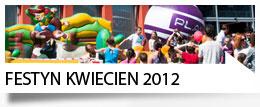 Festyn kwiecień 2012